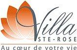 logo résidences personnes agées Villa Ste Rose