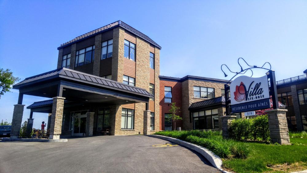 villa Sainte-Rose est une RPA branchée avec SOFI, le logiciel de gestion de soins