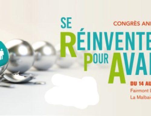 SOFI sera au congrès annuel du RQRA