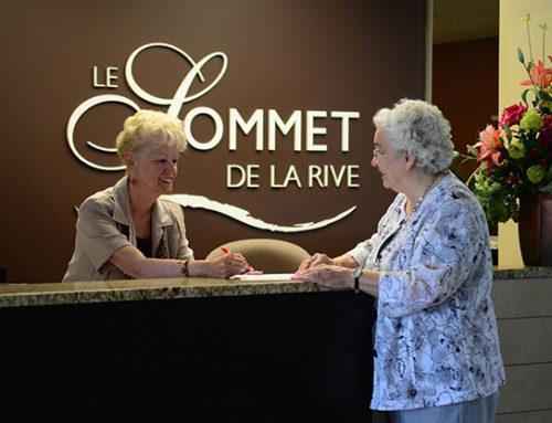Telemedic conclut une entente avec une résidence pour aînés à Montréal: Le Sommet de la Rive