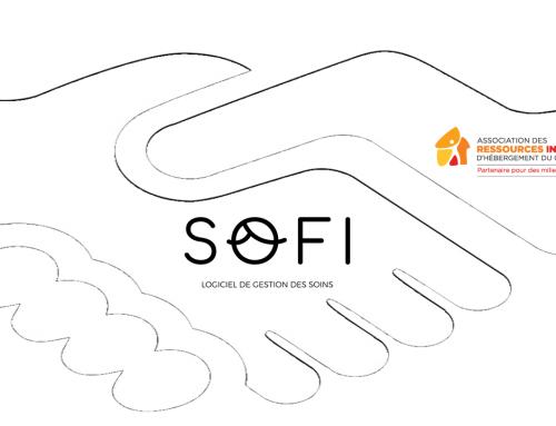 Exlusivement pour les RI: démonstration du logiciel de soins en ligne le 26 avril à 10 h 30 de SOFI, votre infirmière virtuelle