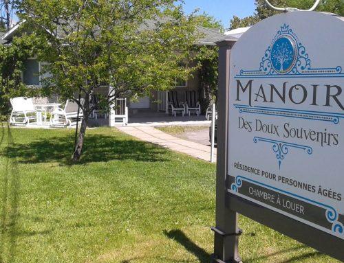 Telemedic conclut une entente avec une résidence pour aînés située près du  Lac-Mégantic: Manoir des Doux Souvenirs