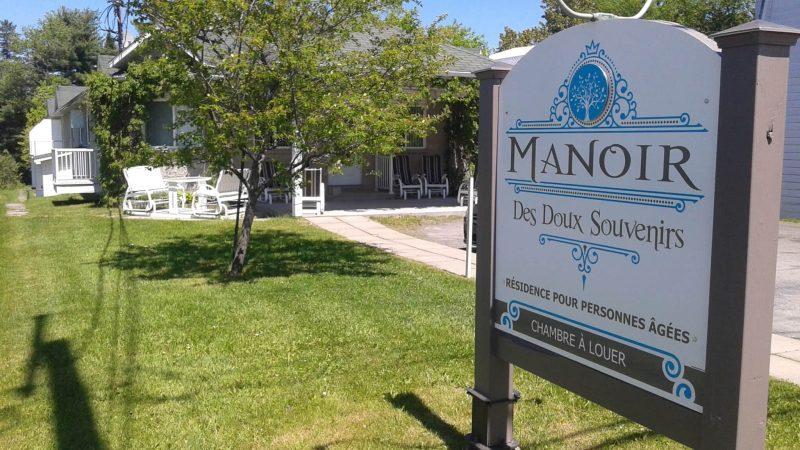 Entente conclue avec la résidence Manoir des Doux Souvenirs
