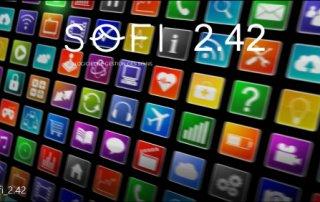 Le logiciel de soins informatisés SOFI v2.42