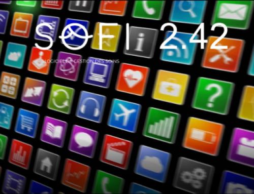 Nouvelle version de SOFI v.2.42
