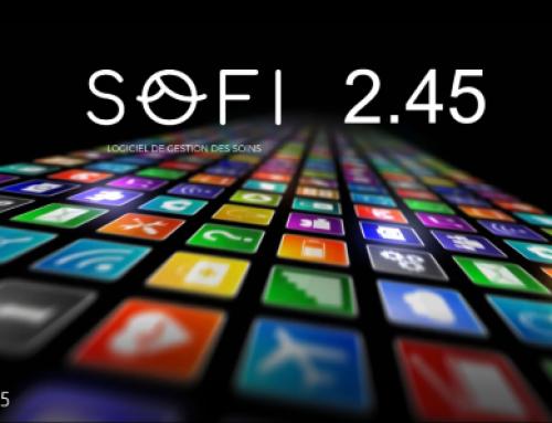 Nouvelle version de SOFI v.2.45