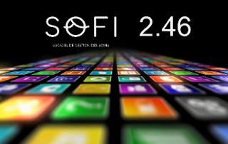 le logiciel de dossier patient sofi 2.46