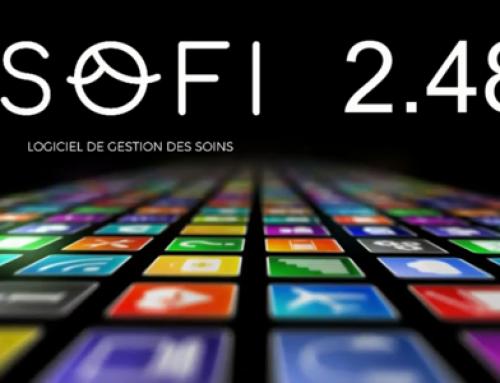 Nouvelle version du logiciel patient SOFI v.2.48