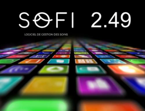 Nouvelle version du logiciel patient SOFI v.2.49