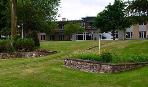 Villa des Berges une résidence pour aînés (RPA) située à Saint-Ours sur le bord de la rivière Richelieu