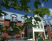 SOFI - Telemedic | Vue de la façade de la résidence pour aînés le Havre du Trait-Carré