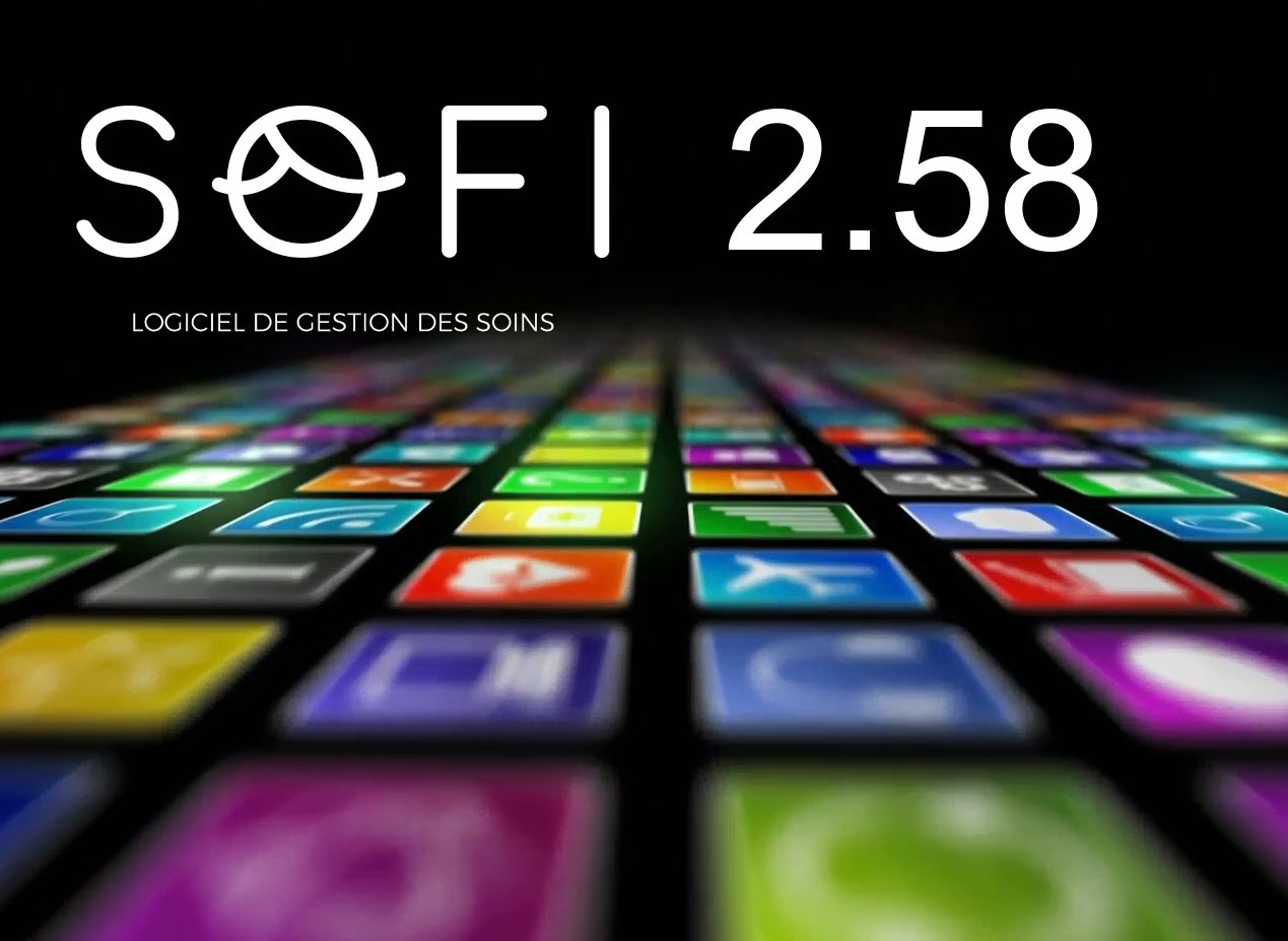Note de version SOFI 2.58