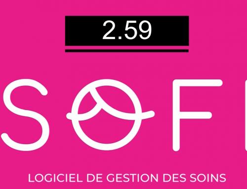 La sécurité, notre priorité avec SOFI 2.59