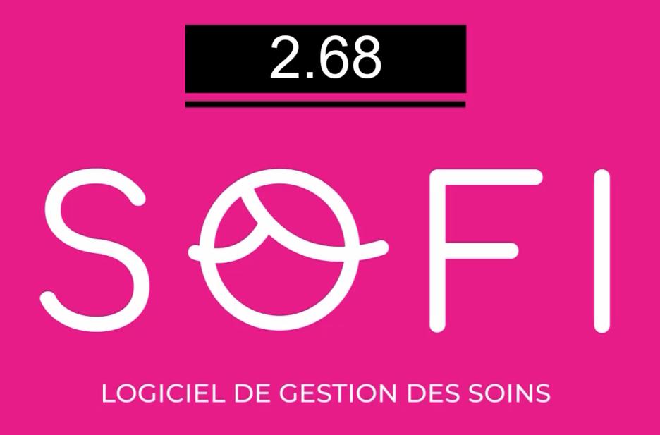 Note de version SOFI 2.68