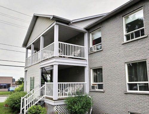 Telemedic conclut une entente avec la Villa du Roy, une résidence située à Sherbrooke.