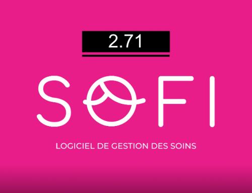 Nouveaux pictogrammes disponibles dans SOFI 2.71