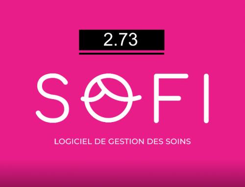 Plus de fonctionnalités au tableau de bord avec SOFI 2.73