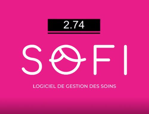 Les améliorations dans cette nouvelle version de SOFI 2.74