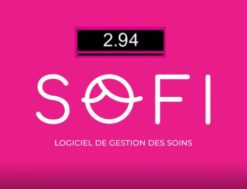Mise à jour des unités de mesure dans l'affichage de SOFI 2.94